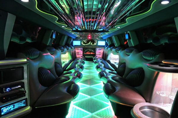 14 Person Hummer Limo Rental Omaha