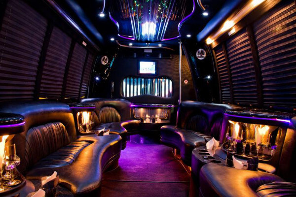 15 Person Party Bus Rental Omaha