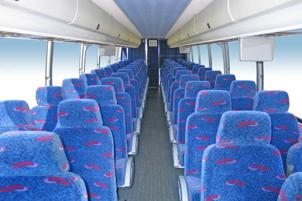 50 Person Charter Bus Rental Omaha