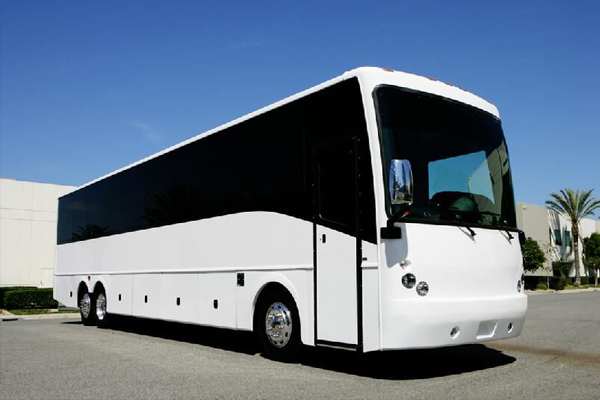 50 Person Charter Bus Service Omaha