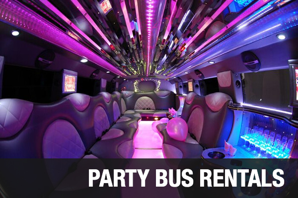 Party Bus Rentals Omaha