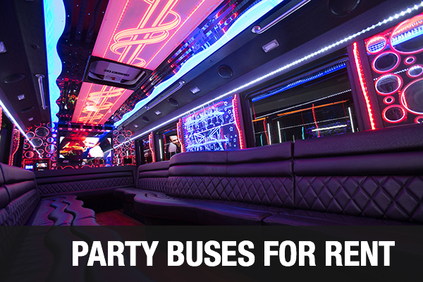 Party Bus Omaha