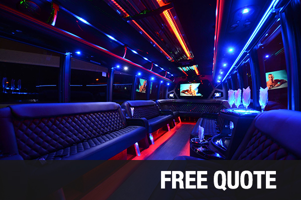 Party Buses For Rental Omaha